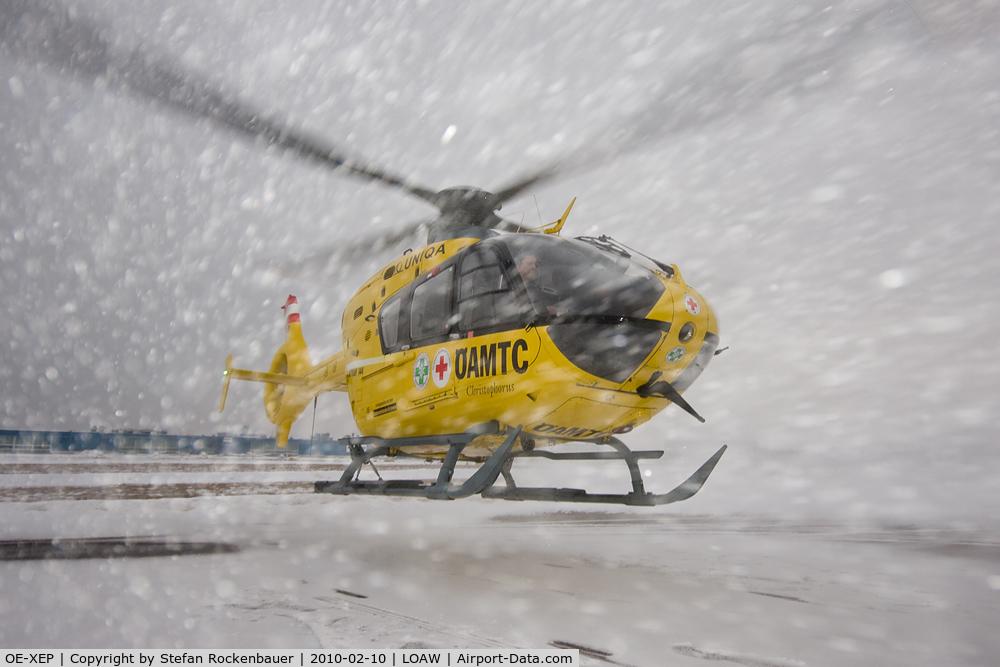 OE-XEP, Eurocopter EC-135T-2 C/N 0210, -