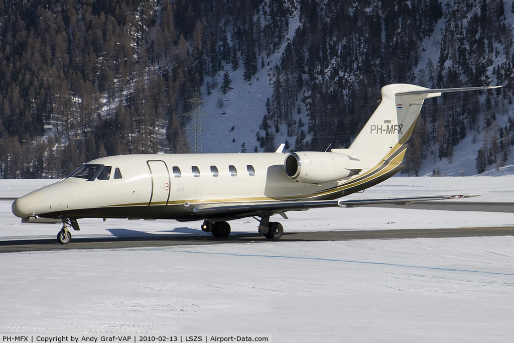 PH-MFX, 1994 Cessna 650 Citation VI C/N 650-0240, Cessna 650