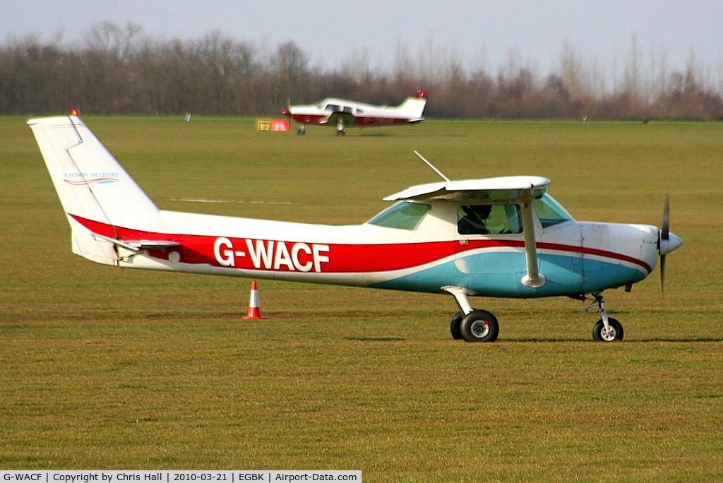 G-WACF, 1980 Cessna 152 C/N 152-84852, Wycombe Air Center Ltd