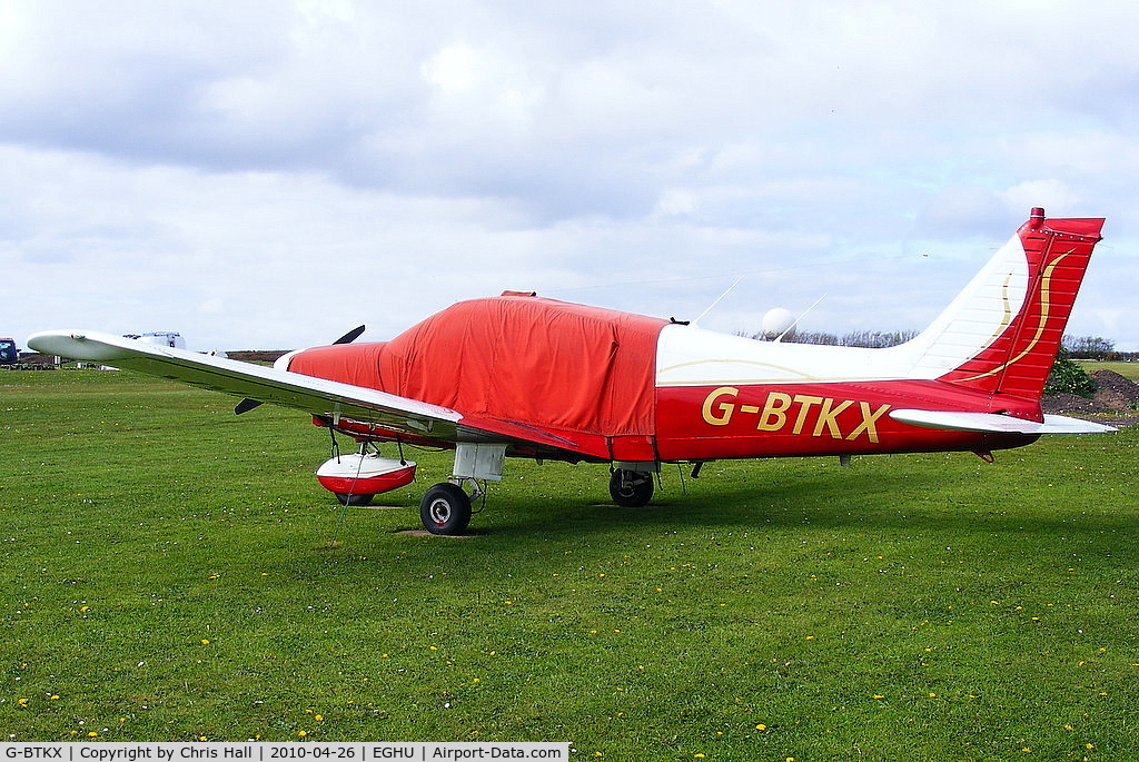 G-BTKX, 1978 Piper PA-28-181 Cherokee Archer II C/N 28-7890146, Privately owned