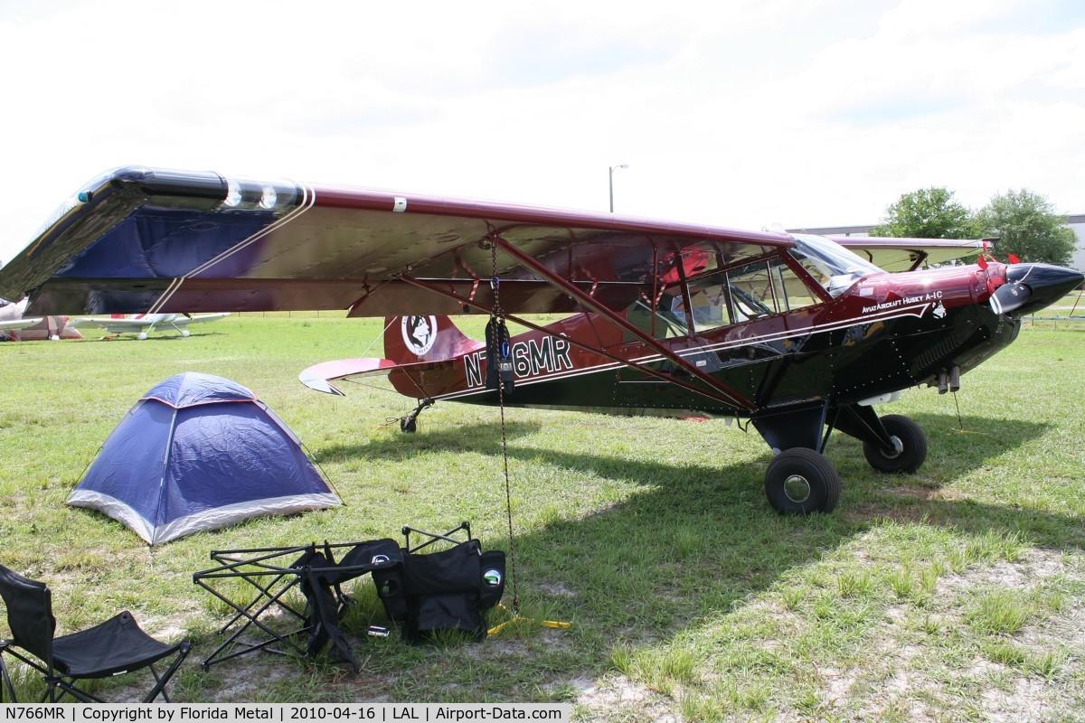 N766MR, 2008 Aviat A-1C-200 Husky C/N 3016, Aviat A-1C