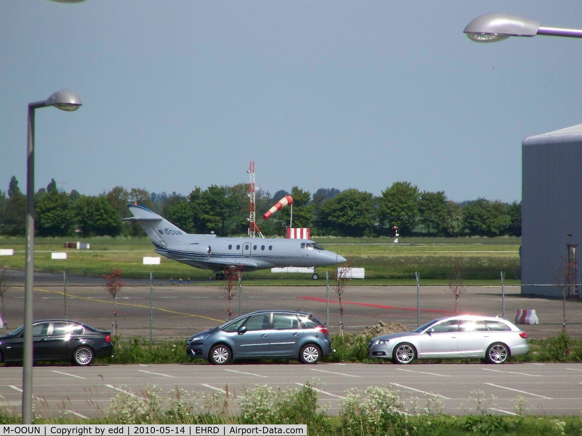 M-OOUN, 2000 Raytheon Hawker 800XP C/N 258514, hs 125.8