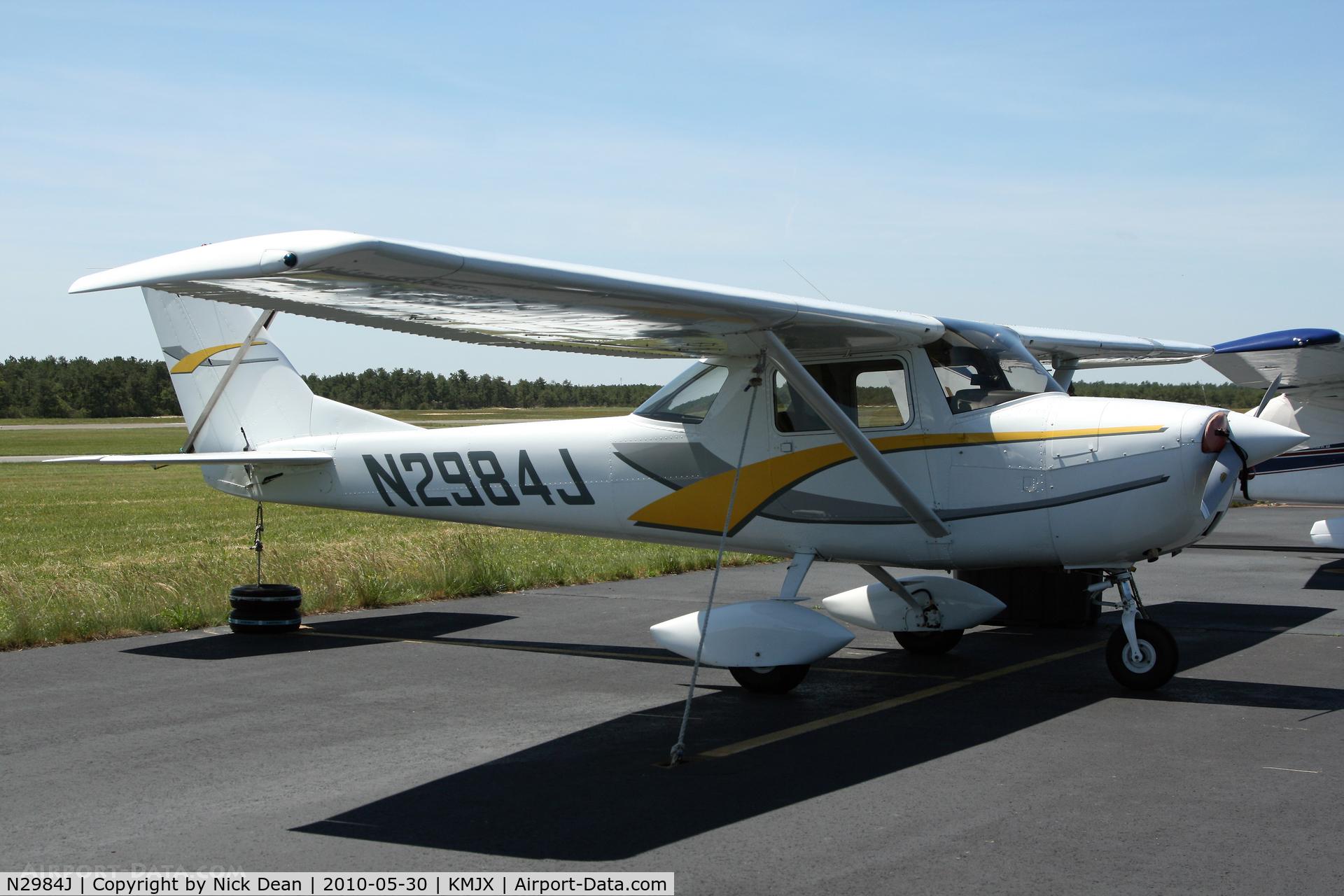 N2984J, 1966 Cessna 150G C/N 15065784, KMJX