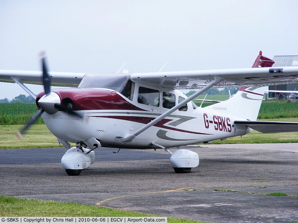 G-SBKS, 2007 Cessna 206H Stationair C/N 206-08290, Alard Properties Ltd
