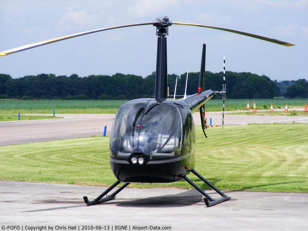 G-FOFO, 2004 Robinson R44 Raven II C/N 10320, Kuki Helicopter Sales Ltd