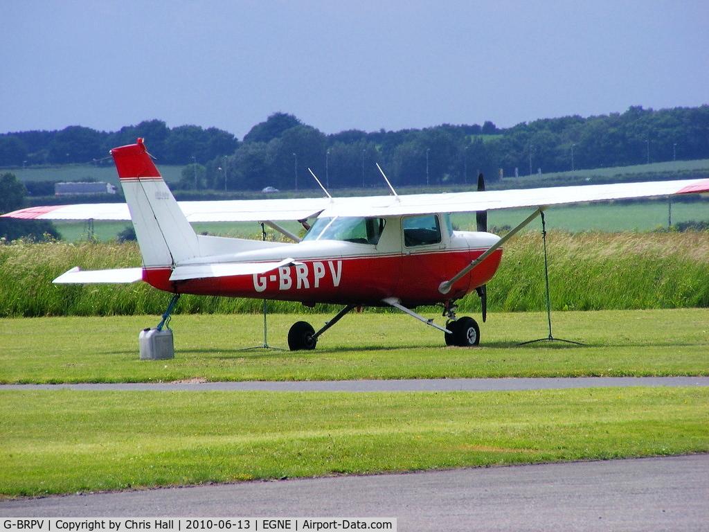 G-BRPV, 1982 Cessna 152 C/N 152-85228, Eastern Air Executive Ltd