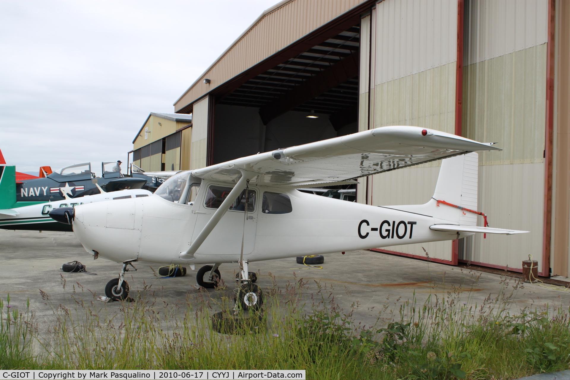 C-GIOT, 1959 Cessna 172 Skyhawk C/N 46016, Cessna 172