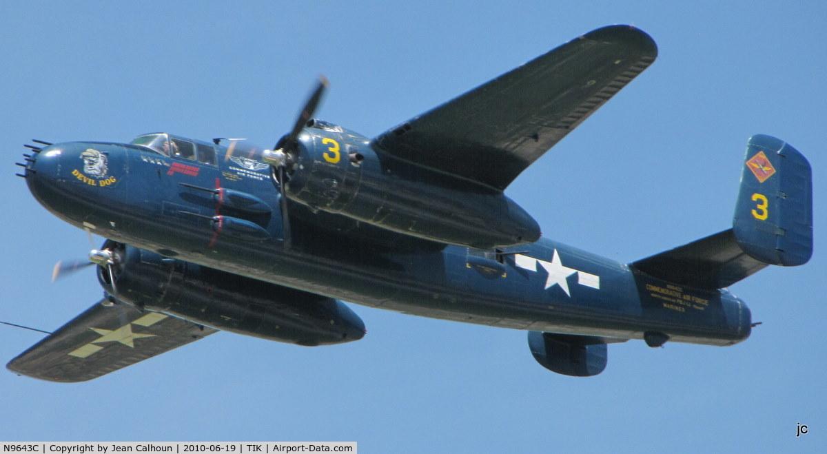 B-25 G Italeri 1/72 restauración 488539