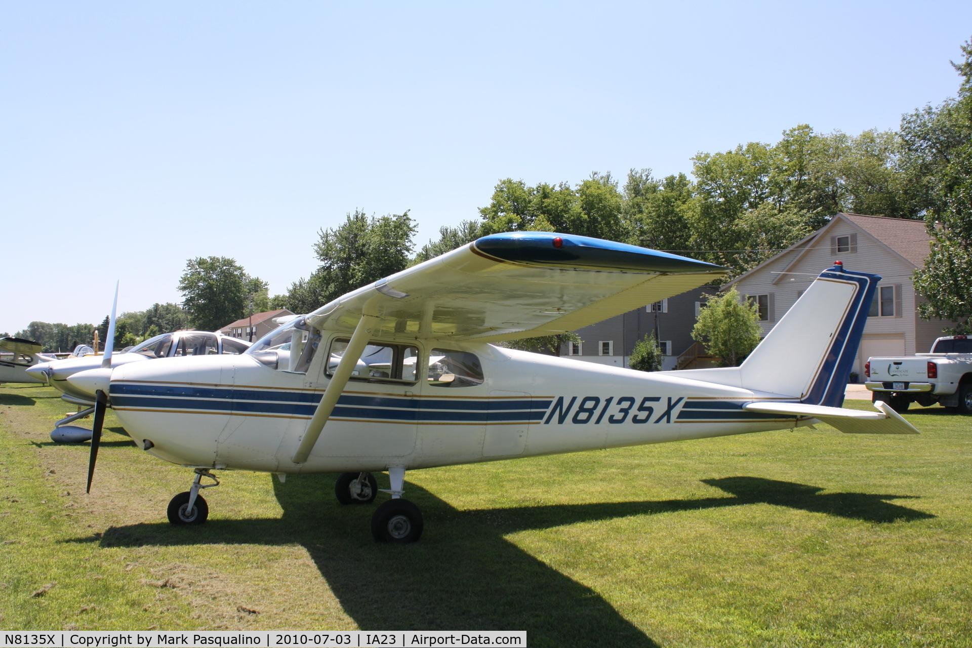 N8135X, 1961 Cessna 172B Skyhawk C/N 17248635, Cessna 172B