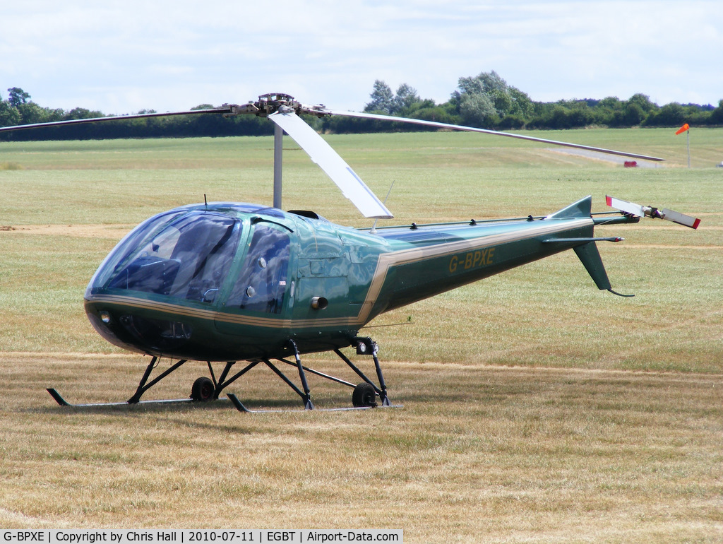 G-BPXE, 1977 Enstrom 280C Shark C/N 1089, Privately owned