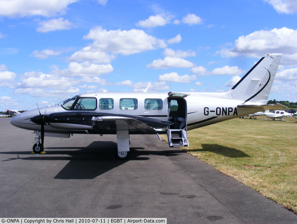G-ONPA, 1979 Piper PA-31-350 Chieftain C/N 31-7952110, Synergy Aircraft Leasing Ltd