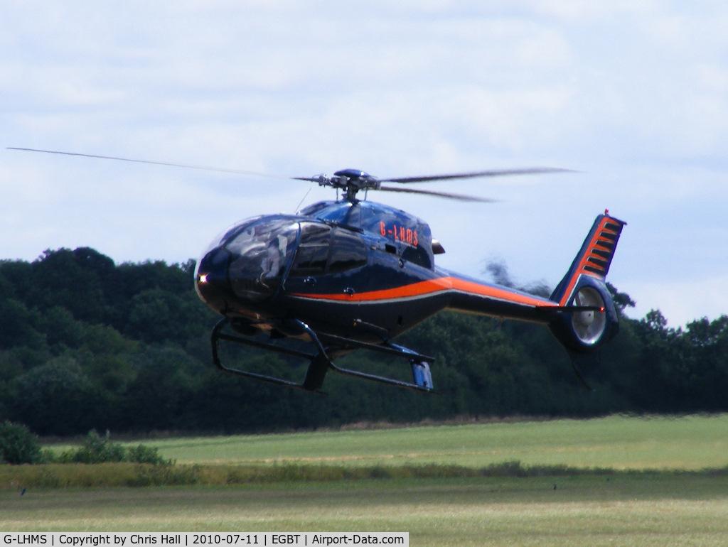 G-LHMS, 2006 Eurocopter EC-120B Colibri C/N 1442, Hadley Helicopters Ltd