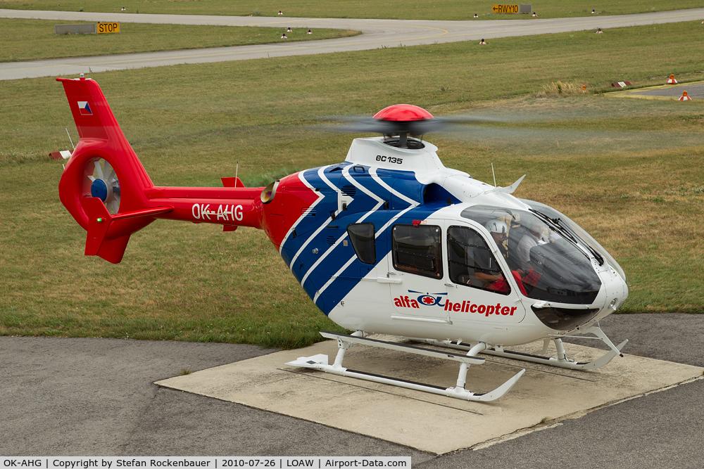 OK-AHG, 2010 Eurocopter EC-135T-2+ C/N 0909, -