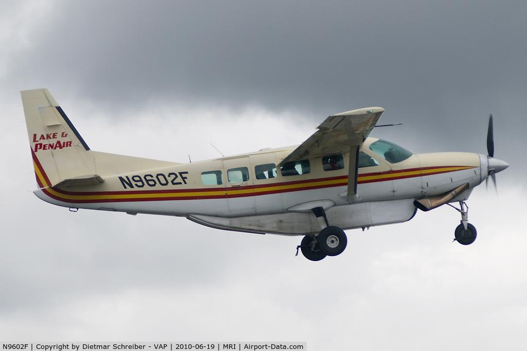 N9602F, 1985 Cessna 208 C/N 20800103, Lake & Pen Air Cessna 208