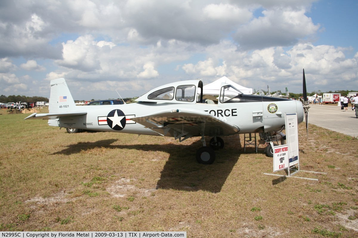 N2995C, 1948 Ryan Navion A C/N NAV-4-1727, L-17