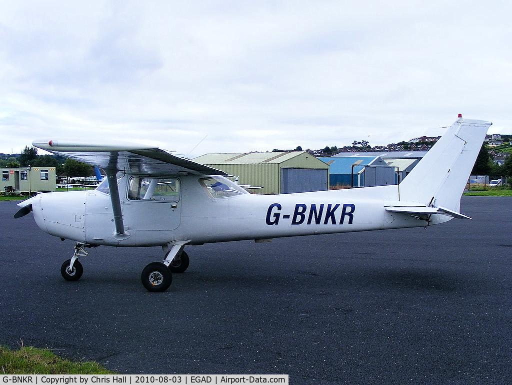 G-BNKR, 1978 Cessna 152 C/N 152-81284, Ulster Flying Club