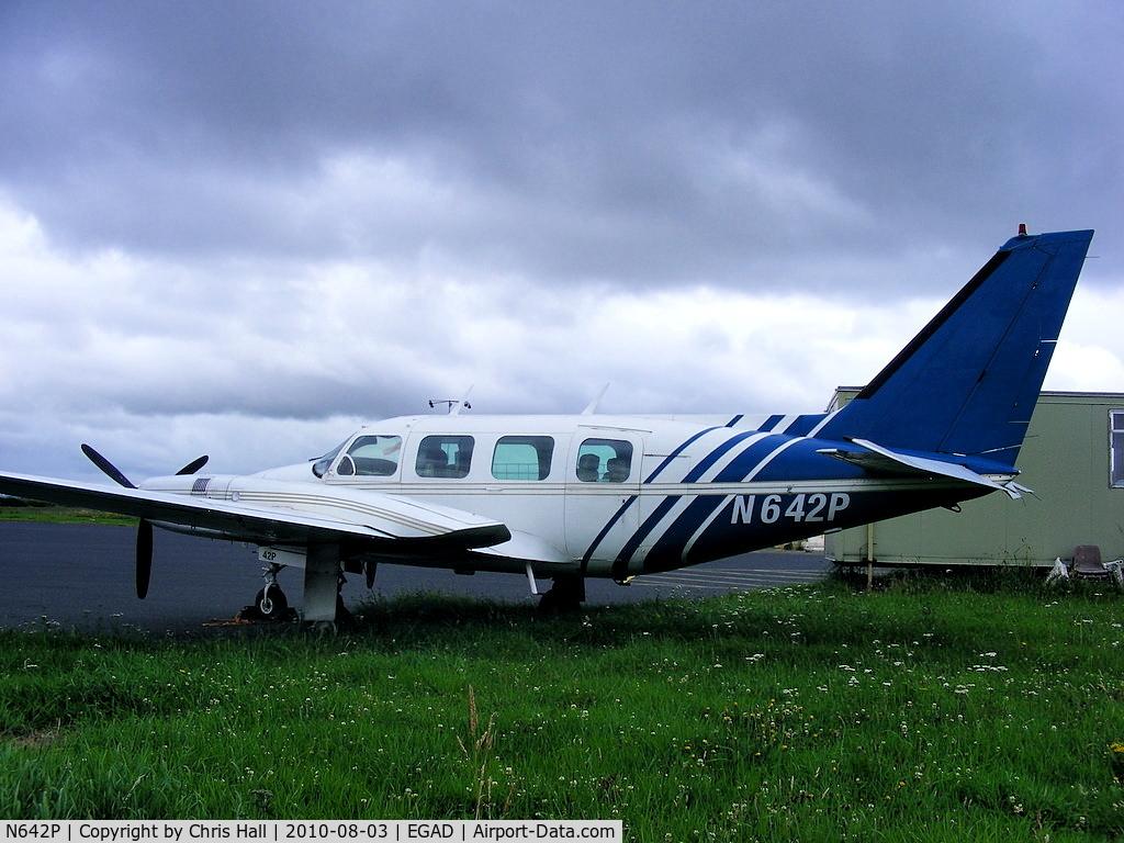 N642P, 1971 Piper PA-31-310 Navajo Navajo C/N 31-761, Corporate Air (Ireland) Inc