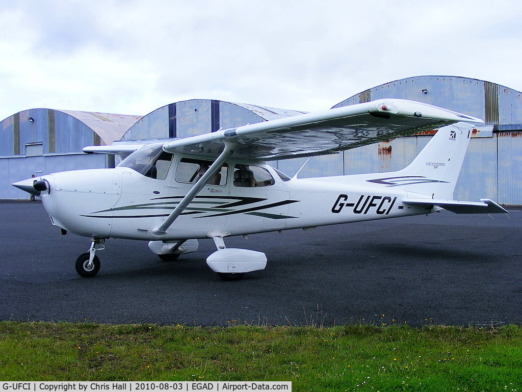G-UFCI, 2007 Cessna 172S Skyhawk C/N 172S-10508, Ulster Flying Club Cessna 172S Skyhawk