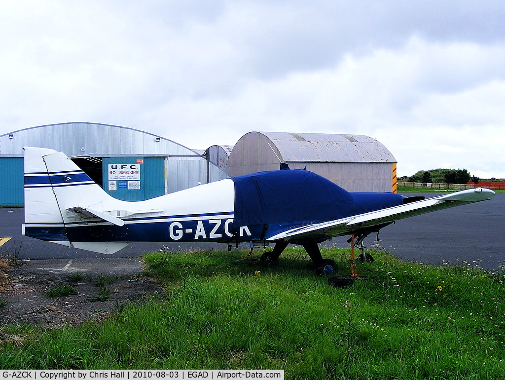 G-AZCK, 1969 Beagle B-121 Pup Series 2 (Pup 150) C/N B121-153, Privately owned