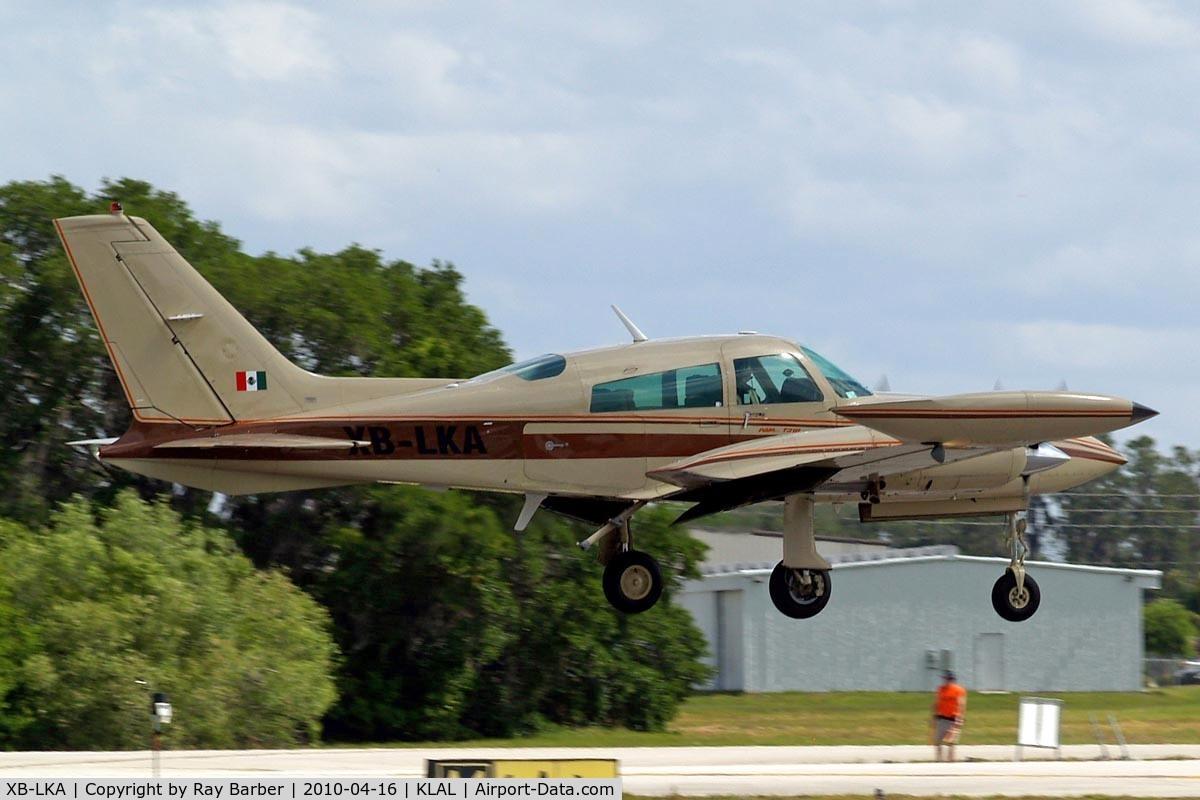 XB-LKA, 1979 Cessna T310R C/N 310R1599, Cessna T.310R [310R-1599] Lakeland~N 16/04/2010