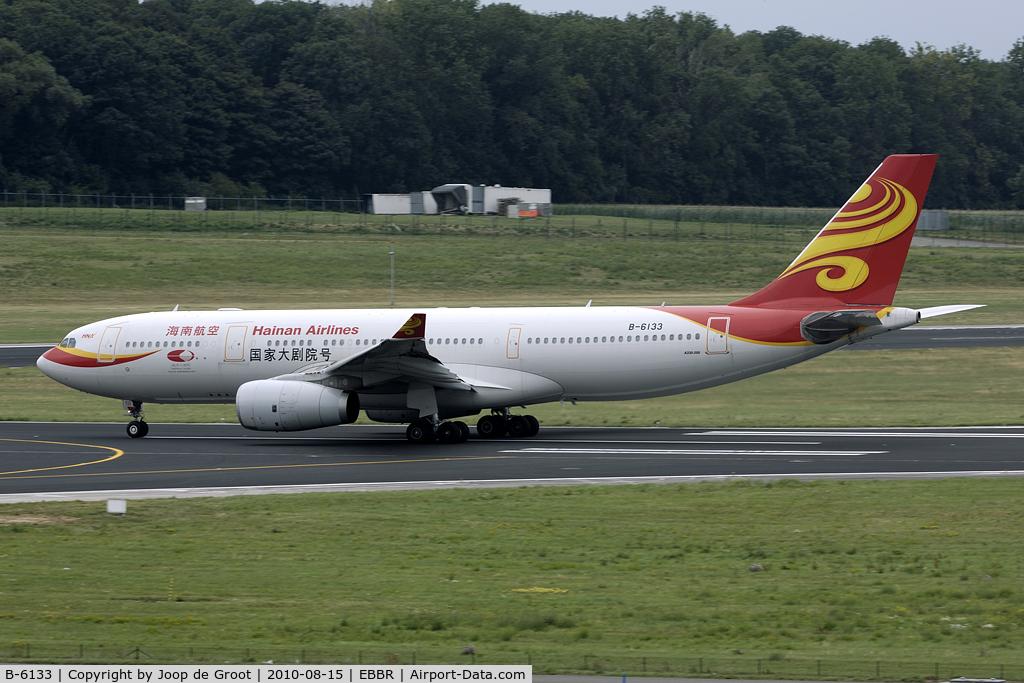 B-6133, 2009 Airbus A330-243 C/N 982, Hainan Airlines