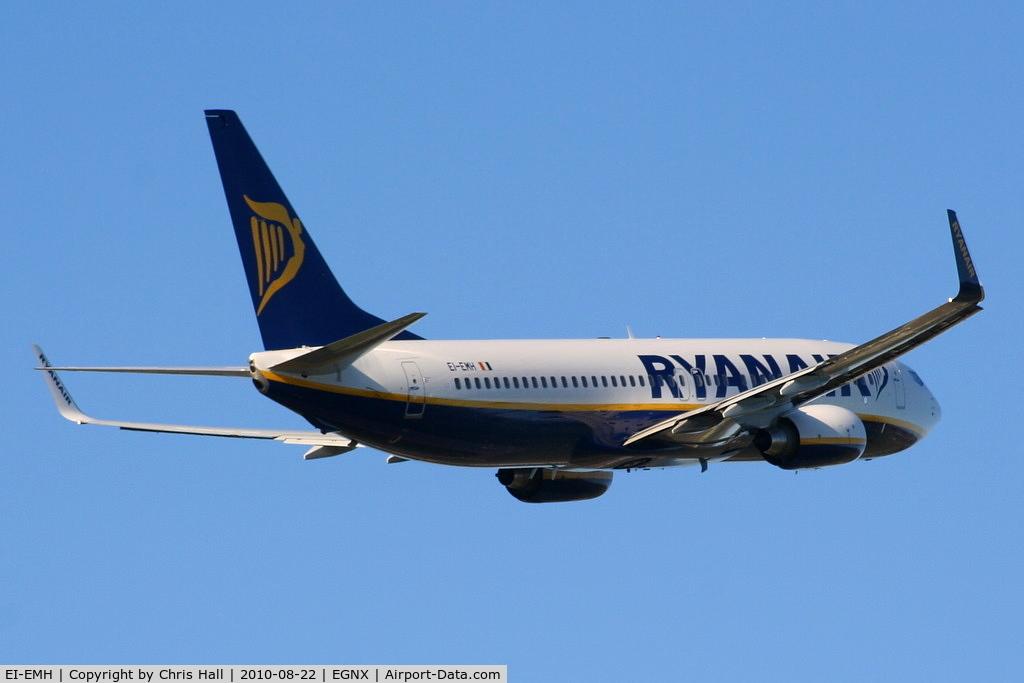EI-EMH, 2010 Boeing 737-8AS C/N 34974, Ryanair