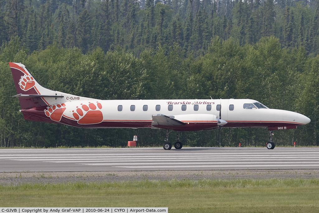 C-GJVB, Fairchild SA-227DC Metro 23 C/N DC-902B, Bearskin Airlines SWM