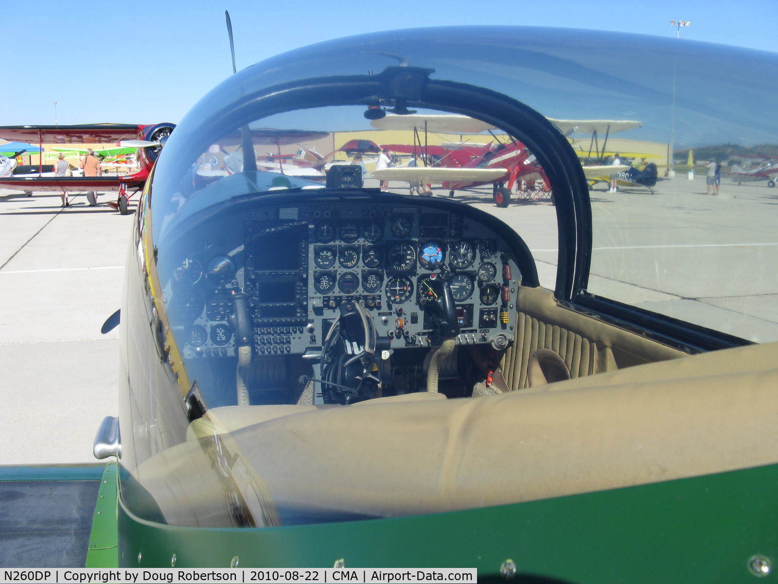 N260DP, 1983 SIAI-Marchetti SF-260TP C/N 009/62-002, 1983 SIAI-Marchetti SF.260TP Allison 250-B17-D Turboprop 350 shp, flown from right side