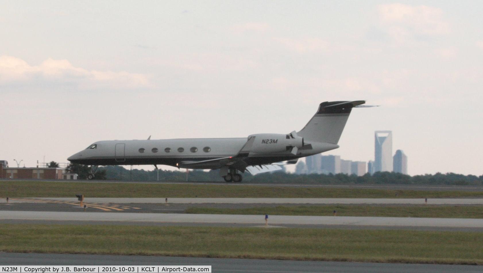 N23M, 1999 Gulfstream Aerospace G-V C/N 579, N/A