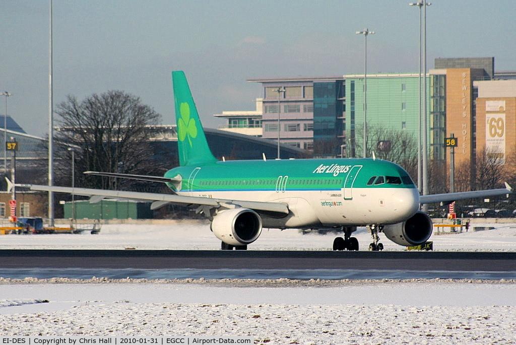 EI-DES, 2005 Airbus A320-214 C/N 2635, Aer Lingus