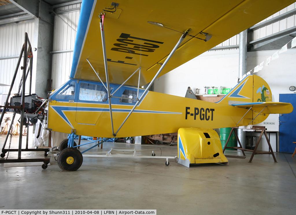 F-PGCT, 1948 Adam RA-14 Loisirs C/N 111, On overhaul...