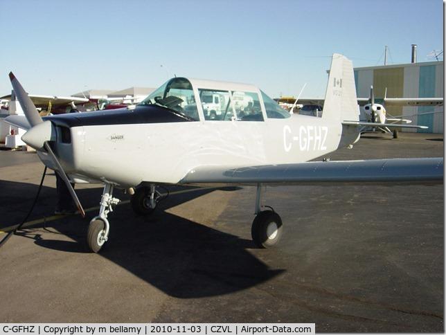 C-GFHZ, 1962 Morrisey 2150A C/N SP38, Fresh paint and refurbish