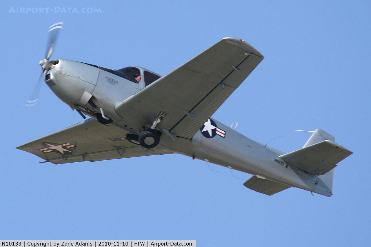 N10133, 1948 Ryan Navion L-17B C/N NAV-4-1766, At Meacham Field - Fort Worth, TX