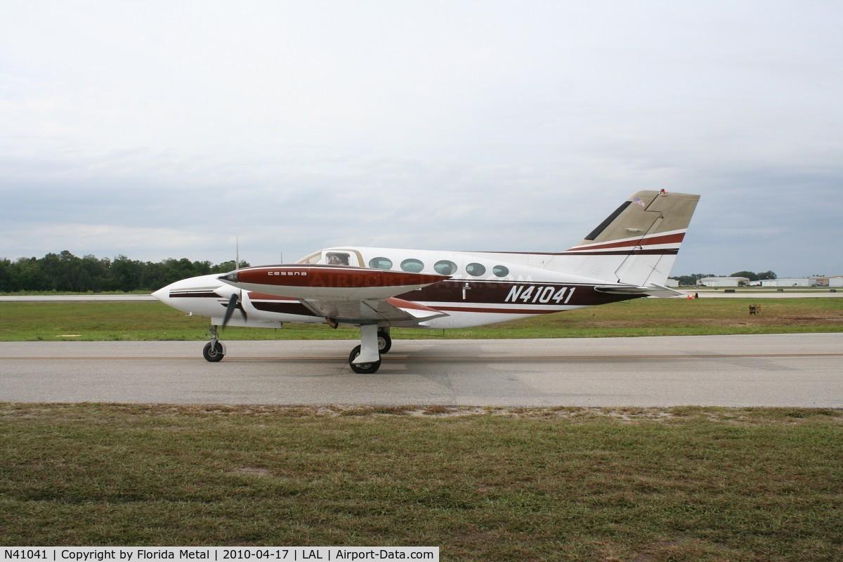 N41041, 1973 Cessna 421B Golden Eagle C/N 421B0412, Cessna 421B