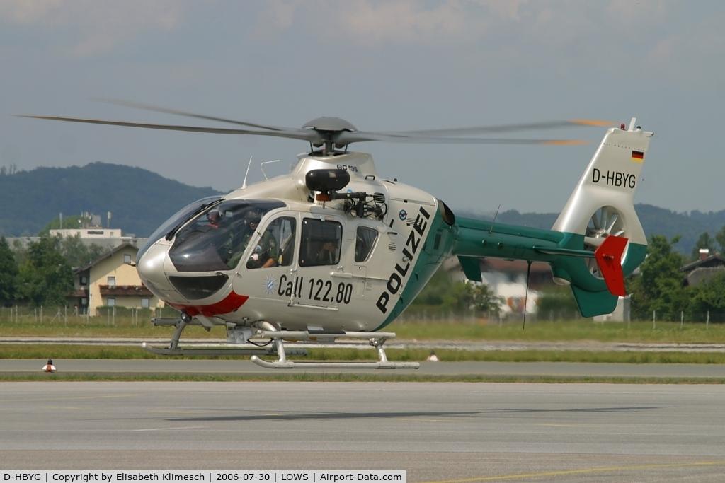 D-HBYG, Eurocopter EC-135P-1 C/N 0080,