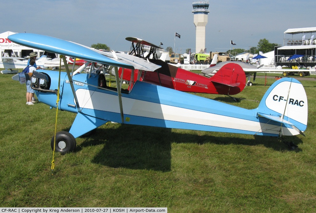 Corbin Baby Ace Aircraft http://www.airport-data.com/aircraft/photo/000565616.html
