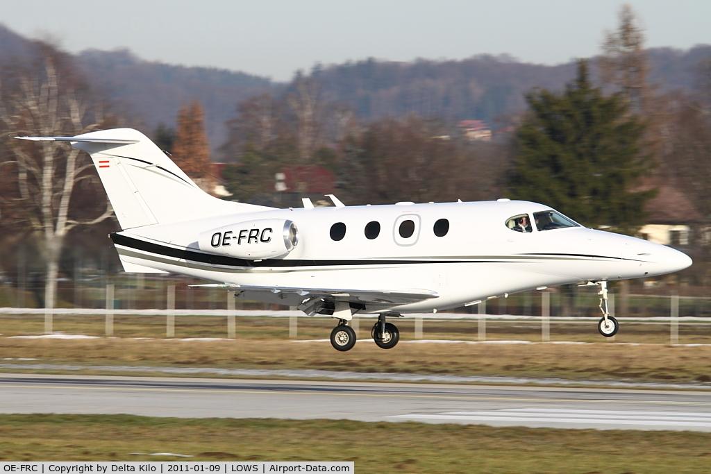 OE-FRC, 2003 Raytheon Aircraft Company 390 Premier 1 C/N RB-57, Europ Star Aircraft GmbH