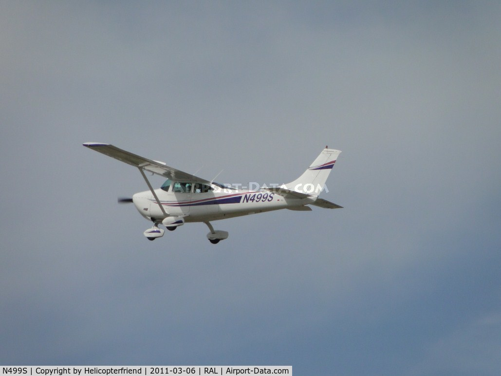 N499S, 1970 Cessna 182N Skylane C/N 18260228, Took off from runway 27