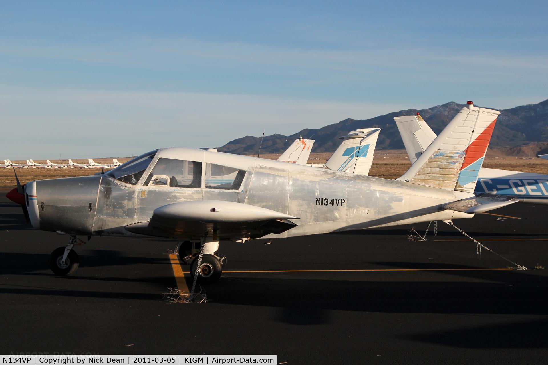 N134VP, 1965 Piper PA-28-140 C/N 28-21108, KIGM