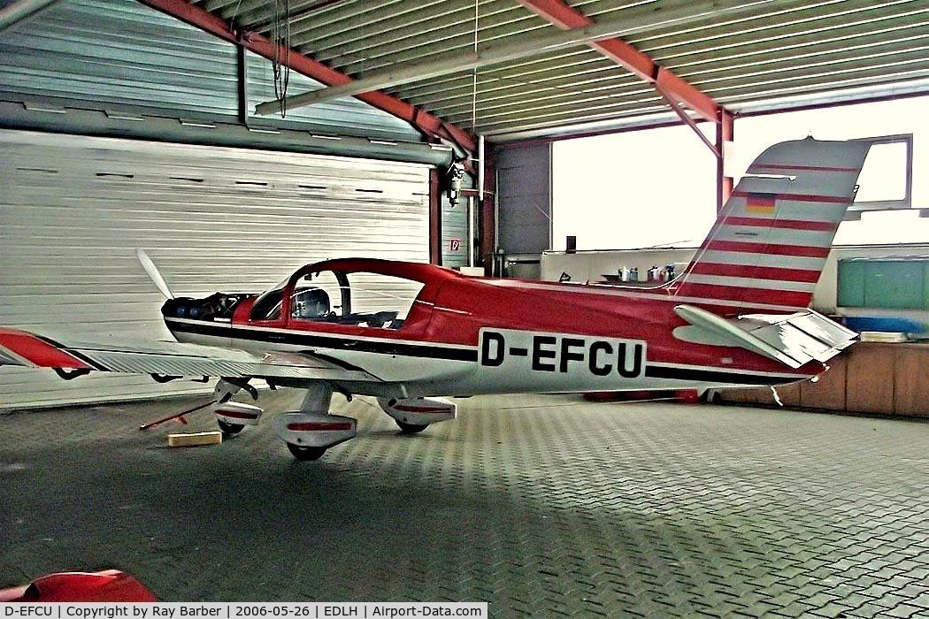 D-EFCU, Socata MS.893E Rallye 180GT Gaillard C/N 12604, Socata MS.893E 180GT Gallard [12604] Hamm~D 26/05/2006.