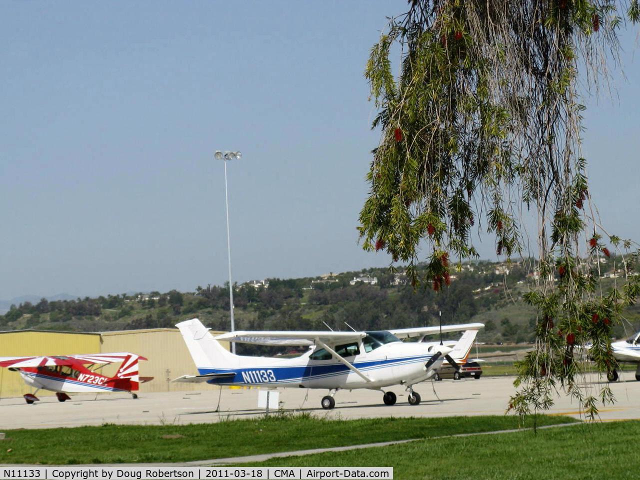 N11133, Cessna R182 Skylane RG C/N R18201943, Cessna R182 SKYLANE RG, Lycoming O-540-J3C5D 235 Hp, retractable gear