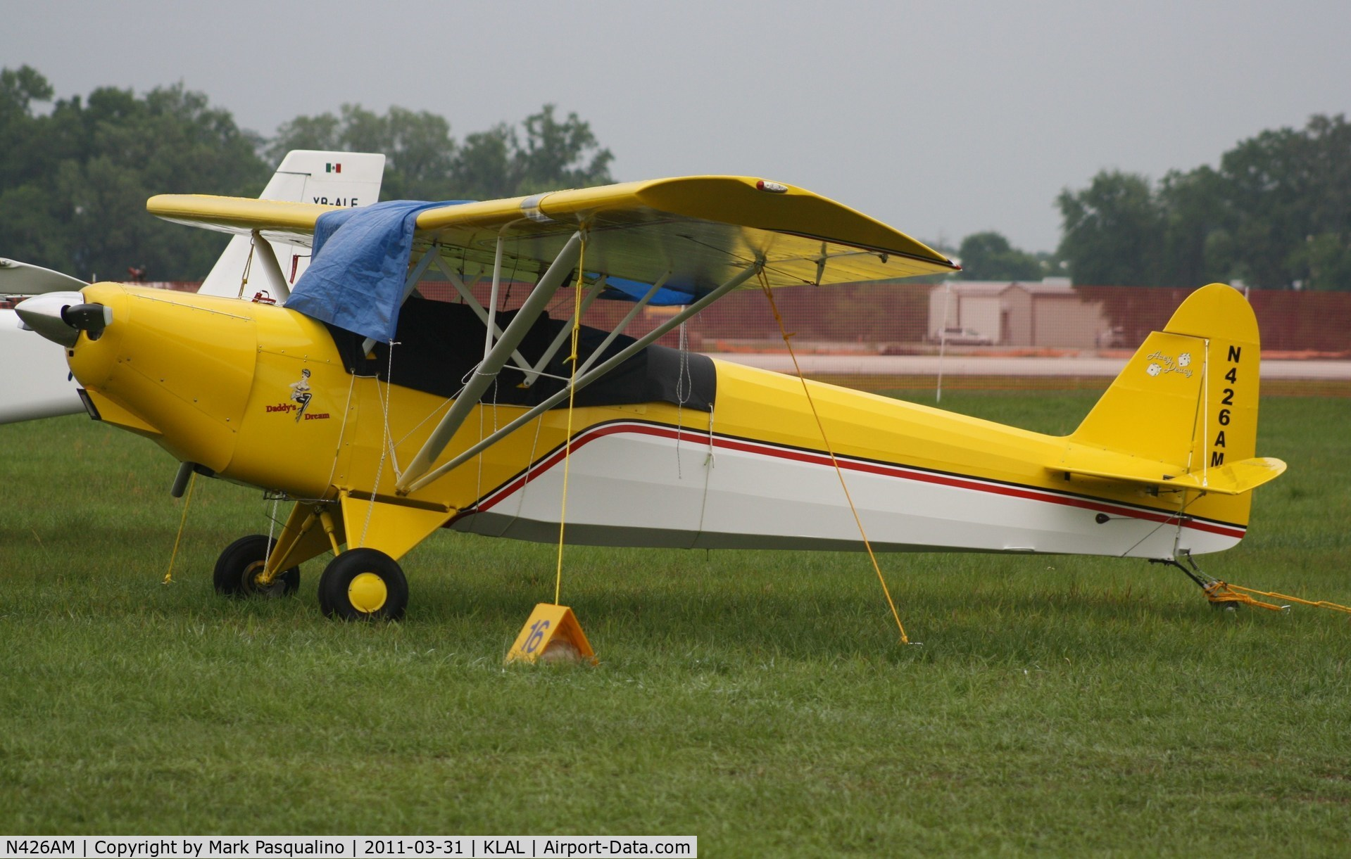 acey airplane