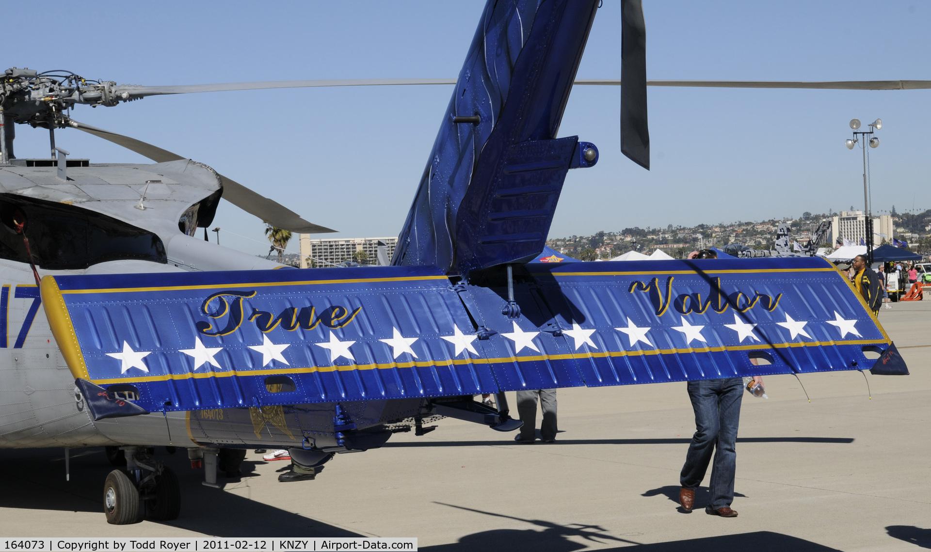 164073, Sikorsky SH-60F Ocean Hawk C/N Not found 164073, Special Paint