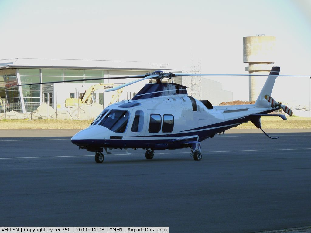 Aircraft VHLSN 2010 AgustaWestland AW109SP GrandNew CN 22222 Photo By Re