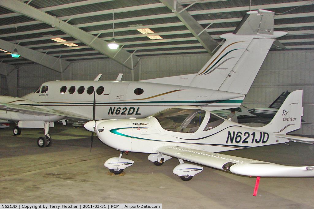 N621JD, Evektor-Aerotechnik Sportstar Max C/N 2009 1204, Evektor - Aerotechnik A S SPORTSTAR MAX, c/n: 2009 1204