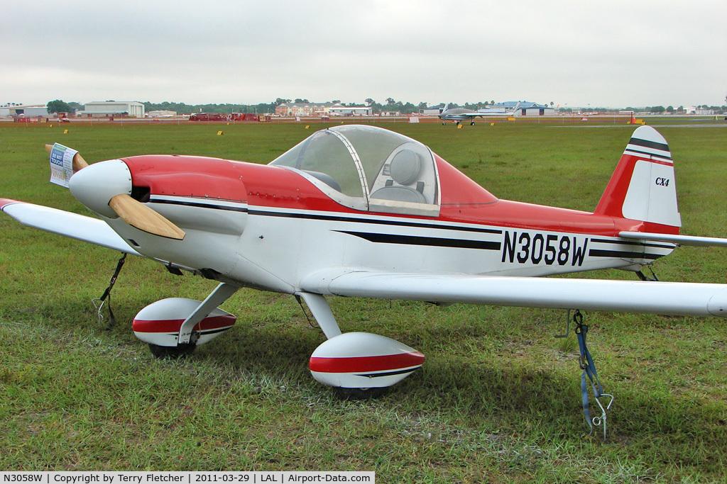 N3058W, 2003 Thatcher CX4 C/N 01, 2011 Sun n Fun -  Lakeland , Florida
