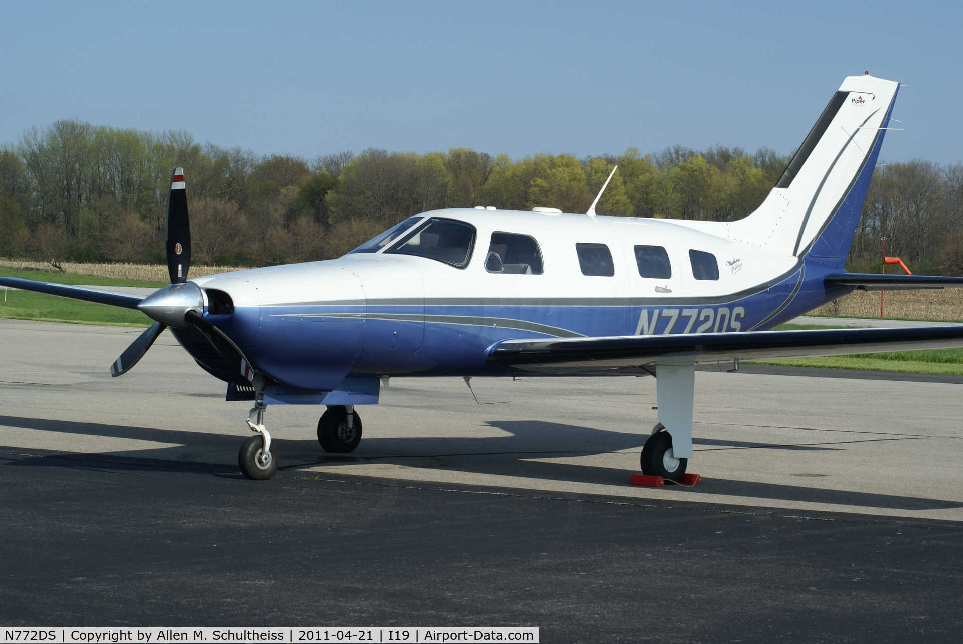 N772DS, 2002 Piper PA-46-350P Malibu Mirage C/N 4636338, 2002 Piper PA 46-350P Malibu