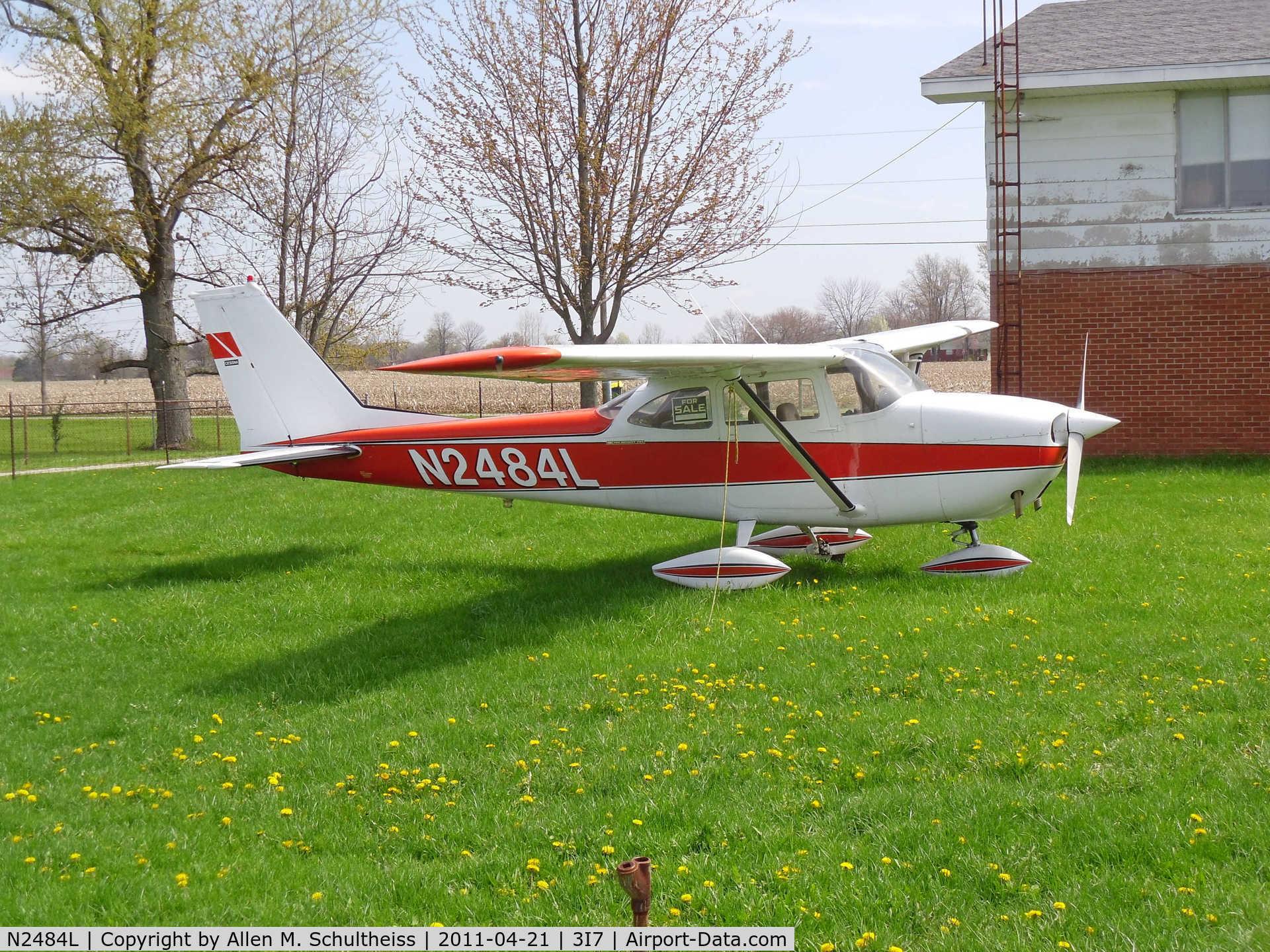 N2484L, 1966 Cessna 172H Skyhawk C/N 17255684, 1966 Cessna 172H