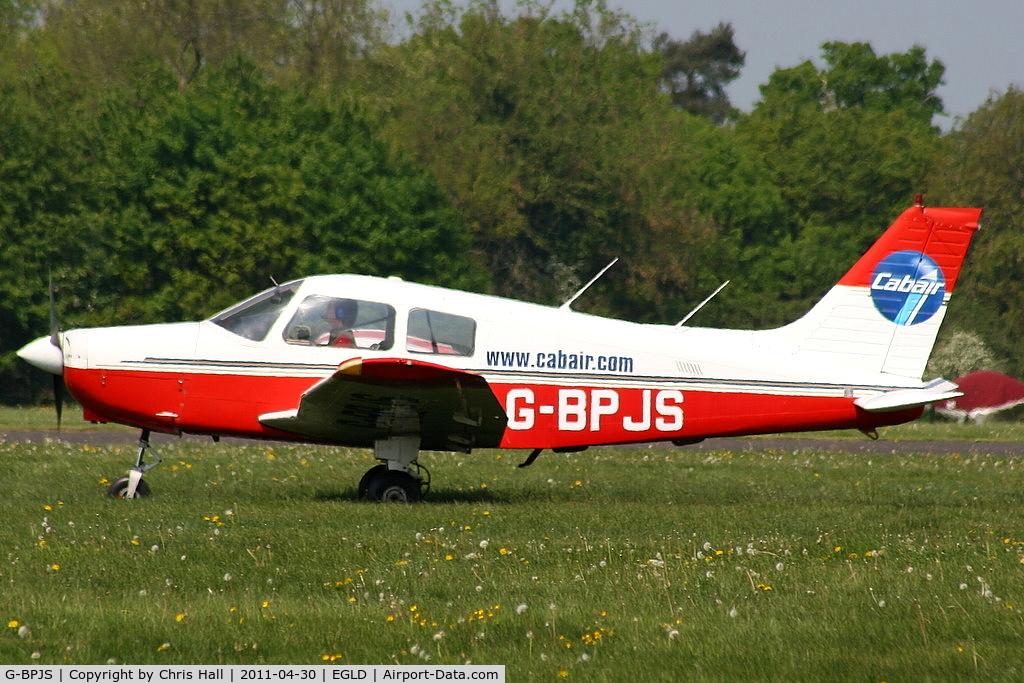 G-BPJS, 1988 Piper PA-28-161 Cadet C/N 2841025, Cabair