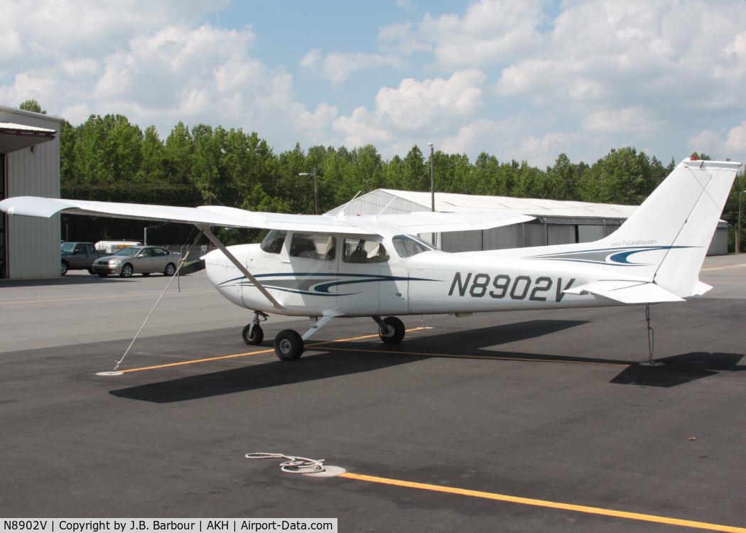 N8902V, 1974 Cessna 172M Skyhawk C/N 17264259, Nothing